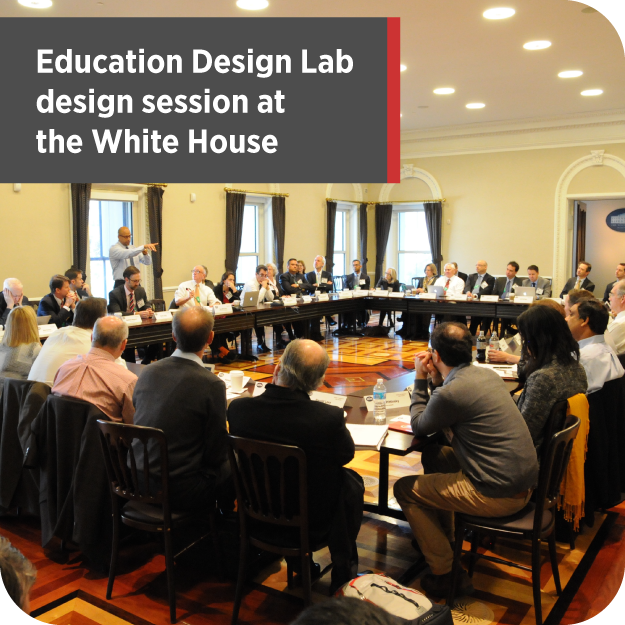 White House Design and Innovation Session