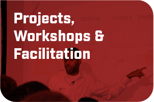 Projects, workshops, facilitation
